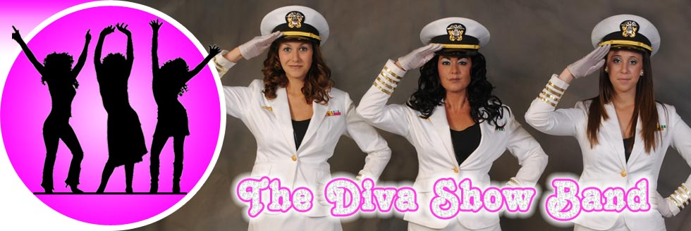 The Diva Show Band: Buffalo's top music and entertainment show band